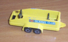 Matchbox Superfast TP7 Glider trailer yellow only from a twinpack c.1976 Lesney