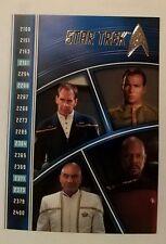 Star Trek 50th Anniversary Tech Evolution Rittenhouse E10 Wrapper Reward Card