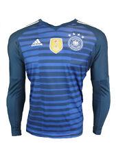Adidas Alemania DFB Portero Niños Jersey Maillot Gr.176 Nuevo