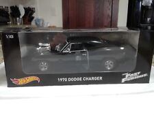 1970 Dodge Charger 1:18 Hot Wheels Factory Sealed The Fast and The Furious