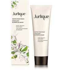 JURLIQUE - JASMINE HAND CREAM - BOTH SIZES - ALL NATURAL + FREE SAMPLE