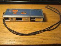 Vintage MINOLTA POCKET PAK 440 E Camera W / Electronic Flash