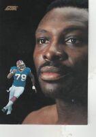 FREE SHIPPING-MINT-1991 Score #345 Bruce Smith Buffalo Bills DREAM TEAM