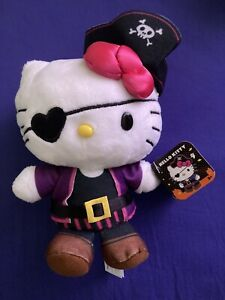 Hello Kitty CVS exclusive Halloween 2021 Pirate plush