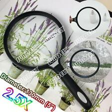 AU Extra Large Handheld Magnifier Fine Print/Map Reading Giant Magnifying Glass