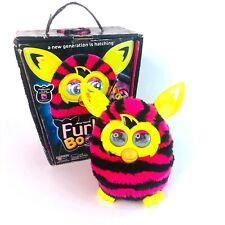Furby Boom Original Tiger Electronics 2012 Series Digital Electronic Pet Boxed