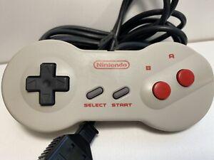 Nintendo DogBone NES-039 Original Authentic Top Loader Controller TESTED