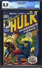 Incredible Hulk 182 CGC 8.0