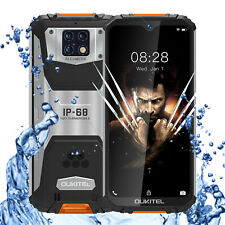 OUKITEL WP6 Télephone 6G+128GO 10000mAh IP68 Antichoc Etanche Smartphone Face ID