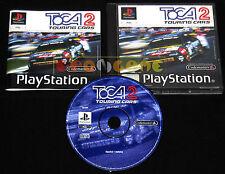 TOCA 2 TOURING CARS Ps1 Versione Ufficiale Italiana 1ª Edizione ••••• COMPLETO