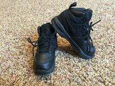 Nike Manoa Boot sneakers Baby Toddlers Boots Black Sz 9C AJ1282-001