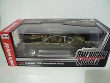 Auto world 1:18 AMM1042 - Pontiac GTO Royal Bobcat Edition 1969