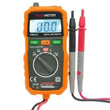 Non-contact Mini Digital Multimeter DC AC Voltage Current Tester Ammeter Tester