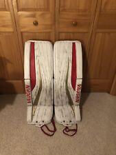 Pro Return AHL Vaughn Ventus SLR Pro Carbon 35+1 Goalie Pads