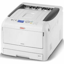 OKI C833n Workgroup LED Printer