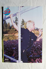 BILLIE JOE ARMSTRONG (Green Day) - Magazine Poster