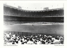 (19015) Postcard - Yankee Stadium - View From Center Filed - Modern card.