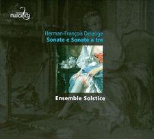 FREE US SHIP. on ANY 3+ CDs! ~Used,Very Good CD Ilse Delange: Sonatas & Trio Son