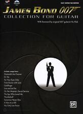 James Bond 007 Collection CHITARRA vista di una uccidere GOLF scheda LIBRO DI MUSICA & DVD