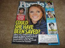 People Magazine – May 24, 2010 –Sandra Bullock, Lena Horn, Blake and Miranda