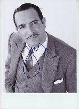 Jean Dujardin - THE ARTIST - signed 8x10