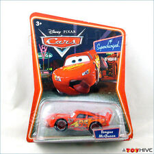 Disney Pixar Cars Tongue Lightning McQueen Supercharged series