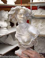 Buste La Négresse captive Carpeaux Orsay 2095 plâtre teinté