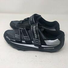 Shimano SPD SH-M121G Mountain Bike Cycling Shoes Cleat Black/Gray Mens Size 11.5