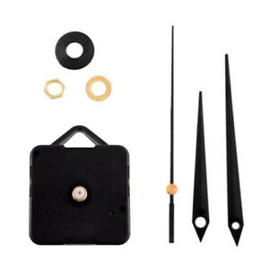 Replacement DIY Quartz Movement Wall Clock Motor Mechanism Long Spindle Repair K