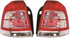 Vauxhall Zafira 2008-2014 Rear Tail Light Lamp Pair Left & Right