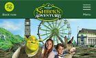Shrek London 2x E-tickets for 29th October Friday 10:00am entry