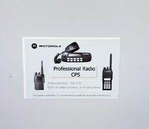 Motorola Firmware Programming Service HT750 HT1250 HT1550 EX500 PR860 MTX850LS