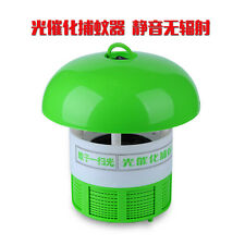 Non-Radiative USB 6 LED Mosquito Killer Lamp