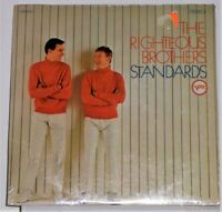 Righteous Brothers - Standards - 1968 Stereo Vinyl LP Record Album - Near Mint