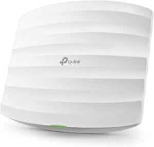 TP-Link EAP225 AC1200 Wireless Dual Band Gigabit Ceiling Mount PoE Access Point