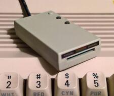 C64c Cream SD2IEC Commodore 1541 Lector de Tarjetas SD emulador de unidad de disco C64 C128 Vic