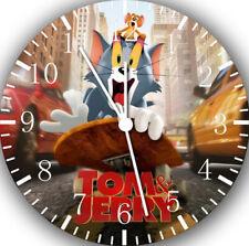 Borderless B07R93PQJ6 Wall Clock