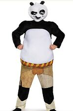 Kung Fu Panda-Po Deluxe Muscle Costume by Disguise 86289 New
