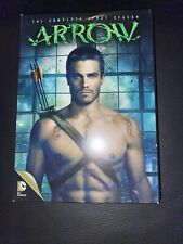 Dvd Arrow The Complete First Season