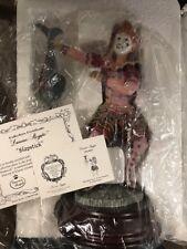 "Duncan Royale Figurine ""Slapstick"" Limited Edition Music Box 10"" Clown"