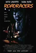 ROADRACERS Movie POSTER 27x40 David Arquette Salma Hayek William Sadler Jason