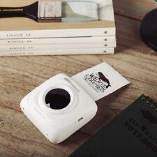 Prtable Mini Wireless Bluetooth4.0 Phone Pocket Printer Instant Photo Printer OP