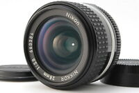 【NEAR MINT】 Nikon Nikkor Ai-S 28mm F2.8 Ais Wide Angle MF Lens from JAPAN 713