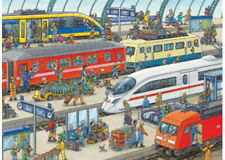 Ravensburger Railway Station 60 Piece Jigsaw Puzzle RB09610-7
