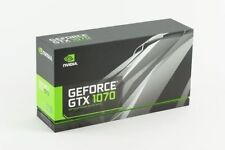 NVIDIA GeForce GTX 1070 (8GB) Founders Edition - New and Sealed
