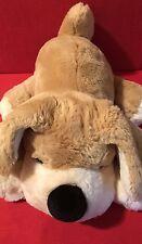 Fao Schwarz Dog Plush Patrick the Pup Puppy Animal Pillow Toy Floppy Ear Beagle?