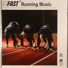 VARIOUS - Fast Running Music - CD (mixed 2xCD) Hospital Drum And Bass