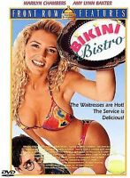 """Bikini Bistro"" Marilyn Chambers"" DVD! BRAND NEW!  SEALED! VERY HARD TO FIND!!"