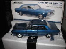 CLASSIC 1/18 1968 FORD FALCON XT GT STARLIGHT BLUE  LTD ED OF JUST  700   #18627