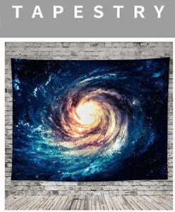 NEBULA STAR GALAXY TAPESTRY BOHEMIA BEDSPEAD BEACH TOWEL MAT DECO WALL HANGING